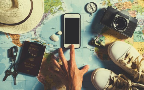 Enjoy Your Next Vacation With These Awesome Travel Apps